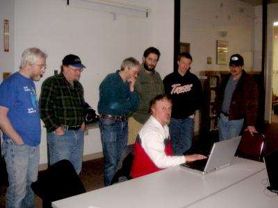 Feb 2006 meeting